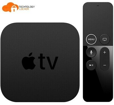 AU175 • Buy Apple TV A1625 32GB 4th Gen With A1962 Remote And Power Cable
