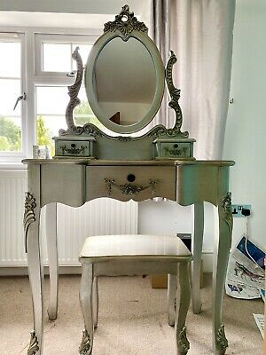 £99 • Buy Toulouse Silver Dressing Table Set, Used