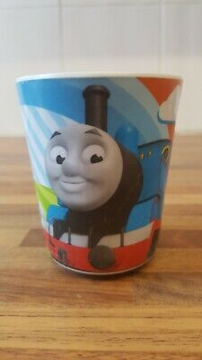 £4 • Buy Collectable Kids Thomas The Tank Engine Small Plastic Cup Beaker