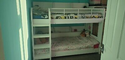 £120 • Buy White Bunk Beds Used