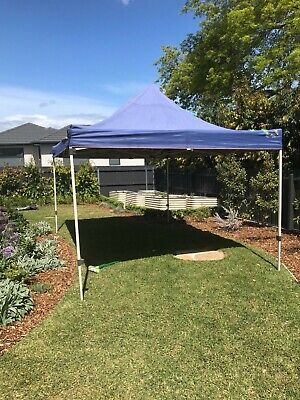 AU40 • Buy Large Gazebo With Solid Frame. Includes 4 Water Weights.