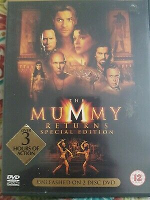 £1.45 • Buy The Mummy Returns Special Edition Dvd