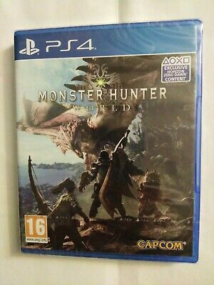 AU16.53 • Buy Sony Ps4 Monster Hunter World By Capcom Game