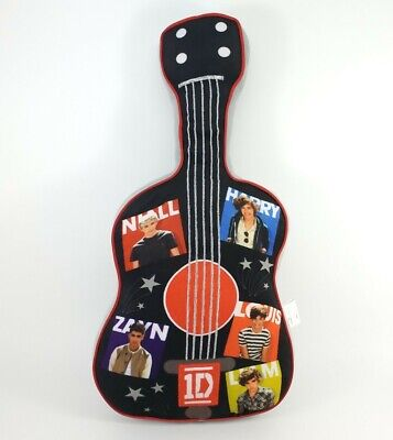 £21.78 • Buy 1D One Direction Plush Guitar Harry Stiles Zayn Louis Niall Horan Liam 24in Tall