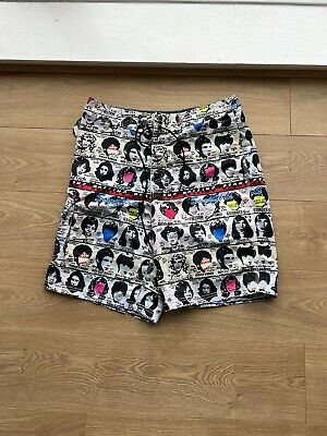 £2.90 • Buy Rolling Stones Some Girls Board Shorts Large