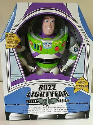 £36.99 • Buy DISNEY Buzz Lightyear Toy Story Talking 30+ Phrases, 12  Action Figure, New