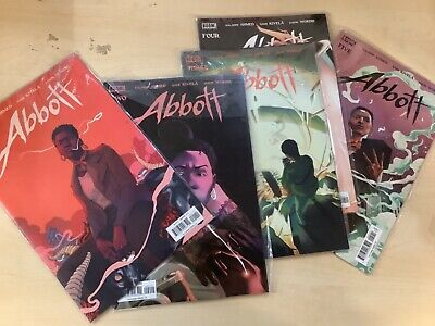 £8.99 • Buy Boom Comics Abbott Issues 1 To 5 Bundle Collection (In Comic Sleeves)