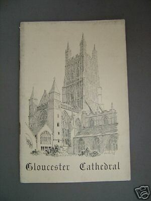 Gloucester Cathedral - Guide - Short History 1948 • 6.50£