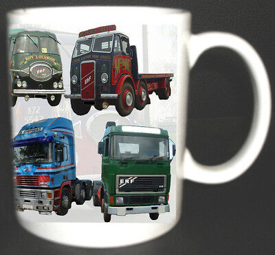 £9.49 • Buy Erf Truck / Classic Lorry Mug.limited Edition Top Gift Haulage Transport