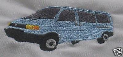 VW T4 Camper Embroidered On Polo Shirt • 16.50£