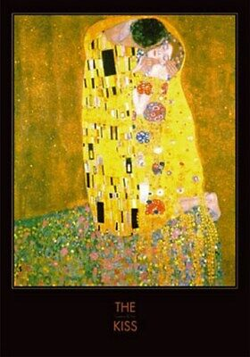 $ CDN7.51 • Buy GUSTAV KLIMT POSTER The Kiss RARE HOT NEW 24x28