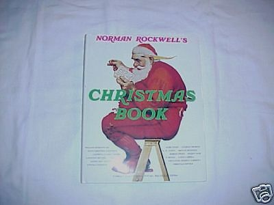 $ CDN11.42 • Buy Norman Rockwell's Christmas Book By Norman Rockwell ...