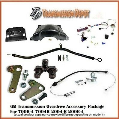 AU604.54 • Buy 700R4 Transmission Conversion  Accessory Package (Edelbrock)