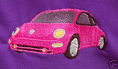 VW New Beetle Embroidered On Polo Shirt • 16.50£