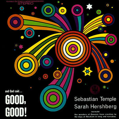 AU13.11 • Buy Sebastian Temple/Sarah Hershberg - Good Good! - LP