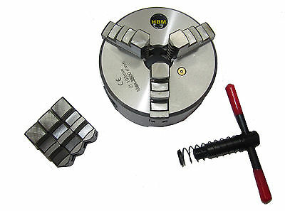 Rdgtools Lathe Chuck With Fitted Backplate Myford / Boxford Ml7 Super 7 Cud • 114.50£