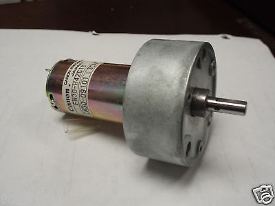 $28.50 • Buy Canon Geared Gearhead Dc Motor  55rpm @ 100 Oz-in. Load