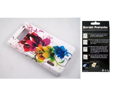 $8.88 • Buy Screen Protector + ColorLily Case For LG Splendor Venice US730 LG730 AS730 LS730