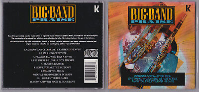 Big Band Praise: Come On And Celebrate Rare Cd Christian Jazz • 14.64£