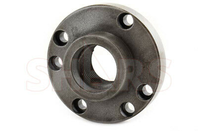 AU39.31 • Buy Shars 4  Fully Machined Threaded Back Plate 1-8 For  3 Or 4 Jaw Chuck NEW P