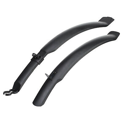 """£5.79 • Buy Pedalpro Cycle 26"""" Mudguards Front & Rear Mountain Bike/bicycle Mud Guards Set"""