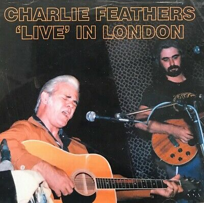 £14.55 • Buy CD - Charlie Feathers - Live In London