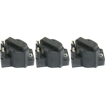 $29.94 • Buy Ignition Spark Coil Pack Set Of 3 Kit For Buick Chevy Cadillac Pontiac V6
