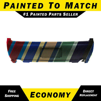 $400.99 • Buy NEW Painted To Match - Rear Bumper Replacement For 2005-2009 Ford Mustang GT
