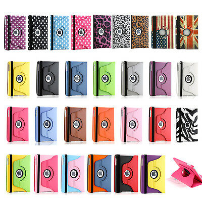 $5.99 • Buy For IPad Mini 1 2 3 Retina 360 Rotating Leather Case Smart Cover Swivel Stand