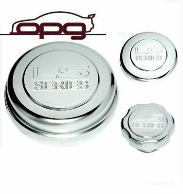 AU75 • Buy Alloy Billet Engine Cap Kit For VF Holden SS SSV 6.0 Litre LS2 L98