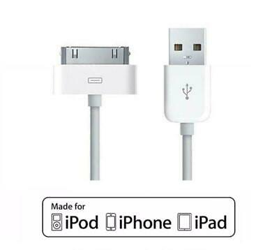 1m OLD TYPE USB Charger Sync Data Cable Lead For IPhone IPad IPod Touch | FPC • 2.80£