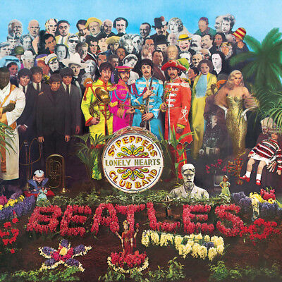 £11.99 • Buy The Beatles - Sgt Pepper's Lonely Hearts Club Band 2009 Remaster (NEW CD)
