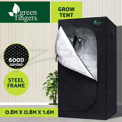 AU109.90 • Buy Greenfingers Grow Tent Kits 80 X 80 X 160cm Hydroponics Indoor Grow System