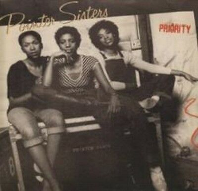 Pointer Sisters - Priority (NEW CD) • 10.50£