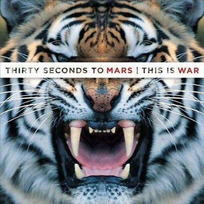 £11.99 • Buy 30 Seconds To Mars - This Is War (NEW CD)
