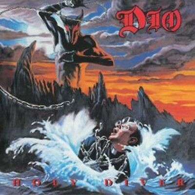 Dio - Holy Diver (Remastered) (NEW CD) • 6.92£