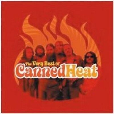 Canned Heat - Very Best Of Canned Heat (NEW CD) • 6.75£