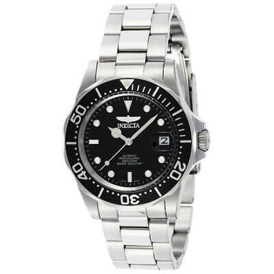 $ CDN100.05 • Buy Invicta Men's Watch Pro Diver Black Dial Automatic Stainless Steel Bracelet 8926