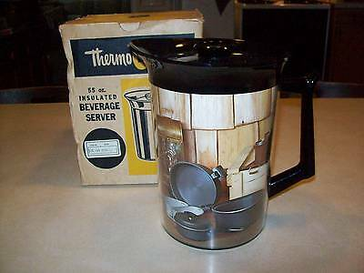 AU38.67 • Buy Vintage West Bend Thermo-Serv Insulated Beverage Server Pitcher Pots & Pans