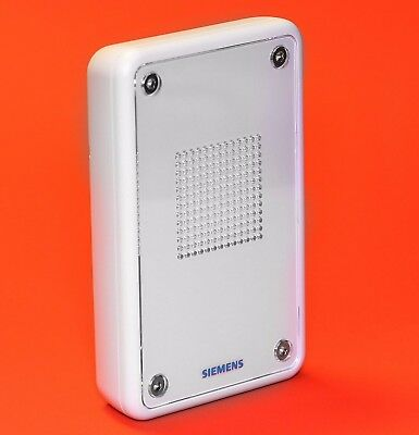 £4.95 • Buy Siemens Wired Wall Mounted Recordable MP3 Door Bell Chime DCW20