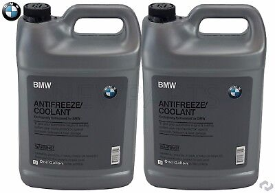 £41.44 • Buy NEW 2-Gallons Genuine For BMW Blue Color Antifreeze/Coolant