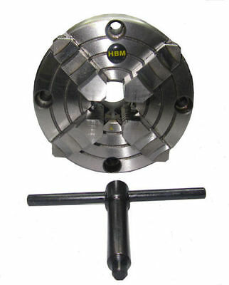 Rdgtools Precision 4 Jaw Independent Lathe Chuck 80mm - 250mm Various Sizes  • 69.50£
