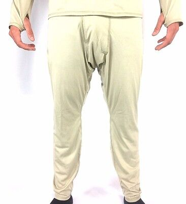 $15.99 • Buy Army Thermal Pants Drawers, Military ECWCS Gen III Level 1 Power Dry Base Layer