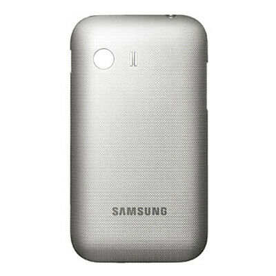 £1.79 • Buy Battery Back Cover Silver For Samsung Galaxy Y Young S5360 Genuine Part