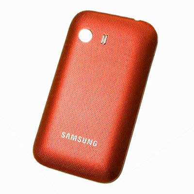 £1.88 • Buy Orange Battery Cover For Samsung Galaxy Y Young S5360 Genuine