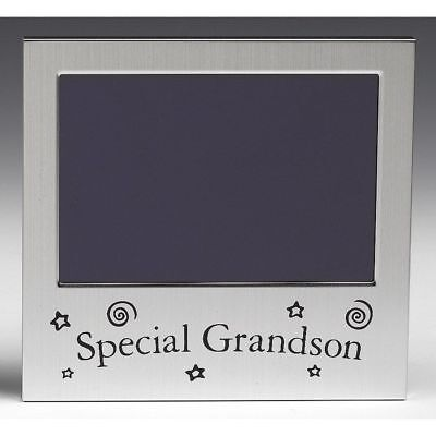 £5.99 • Buy Special Grandson Photo Frame 5 X3.5  Grandparents Gifts Birthday Christmas
