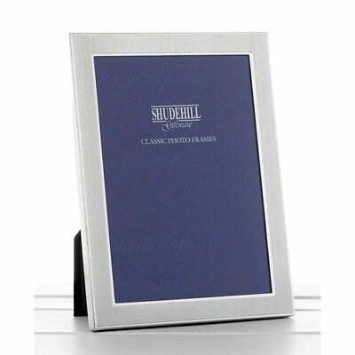 £5.99 • Buy Satin Silver Photo Frame 6X4 Birthday Housewarming Gifts Present Occasions