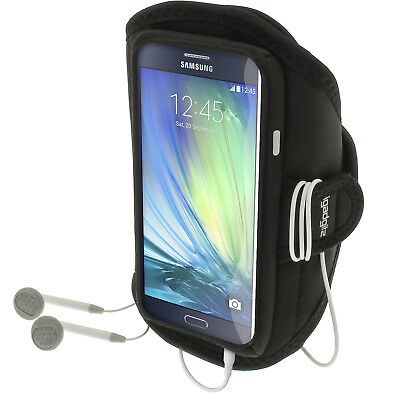 Running Jogging Sports Armband For Samsung Galaxy A5 SM-A500 Fitness Gym Cover • 2.39£