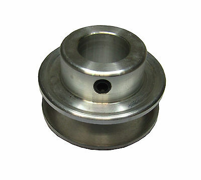 £10.95 • Buy Rdgtools 2  Vee Pulley Various Bores Metric Imperial Used With A Section V Belt
