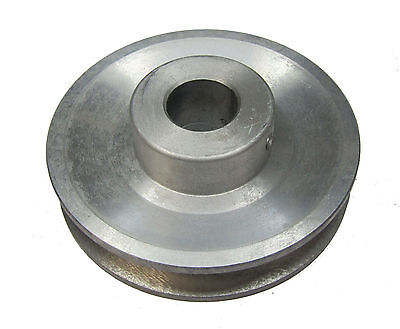 £15 • Buy Rdgtools 3-3/8  Vee Pulley Various Bores Metric Imperial Used With V Belt